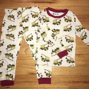 Boys Crane PJ bundle, size 3T, Members Mark brand
